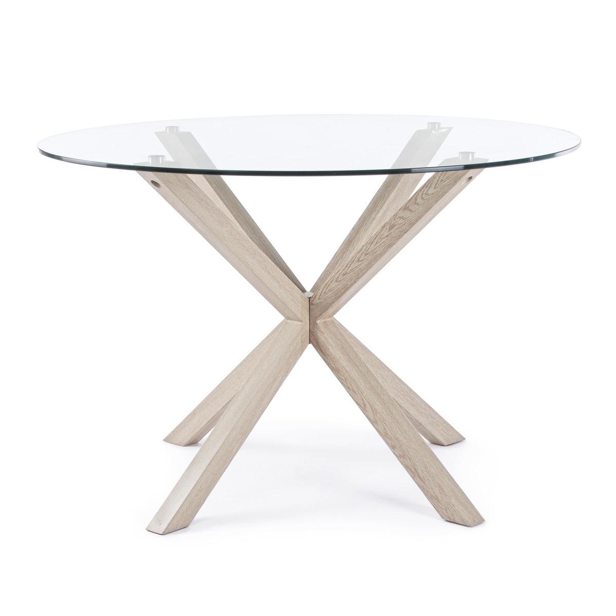Photos 2: Bizzotto Fixed round table d. 114 0732185