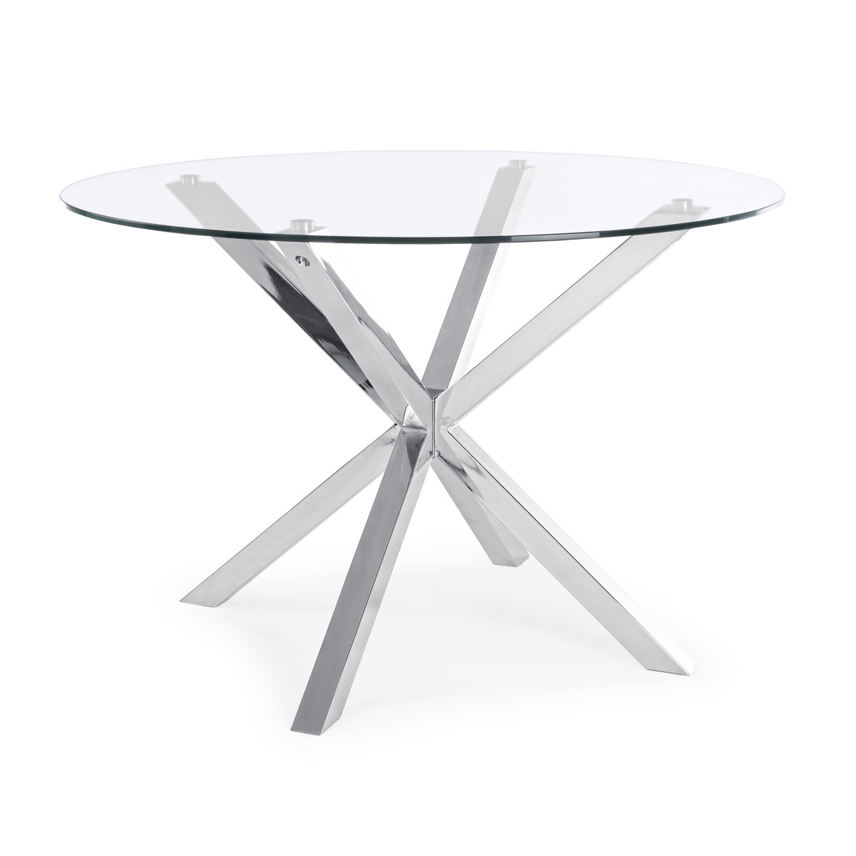 Photos 1: Bizzotto Fixed round table d. 114 0732188