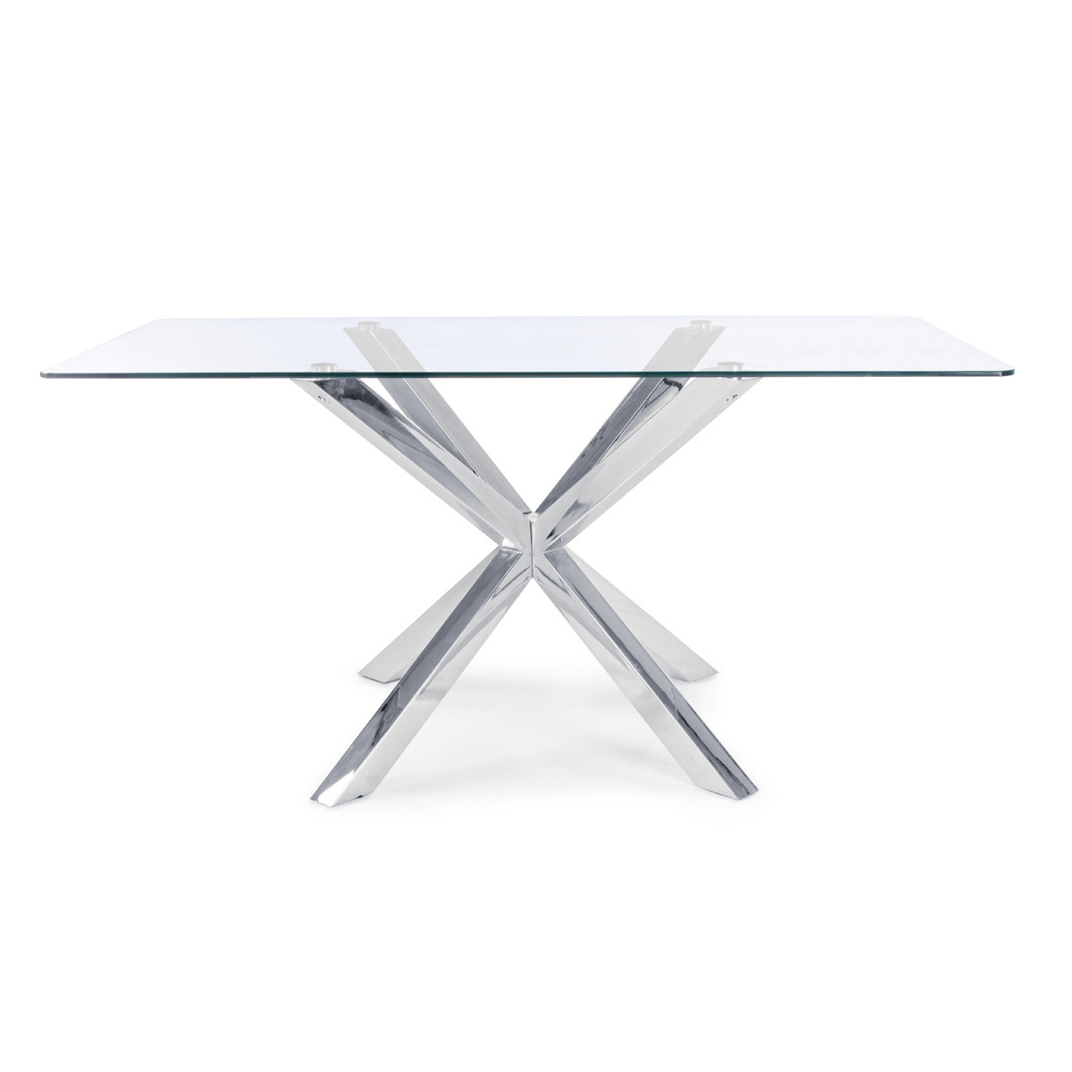 Photos 2: Bizzotto Fixed rectangular table l. 160 x 90 0732189