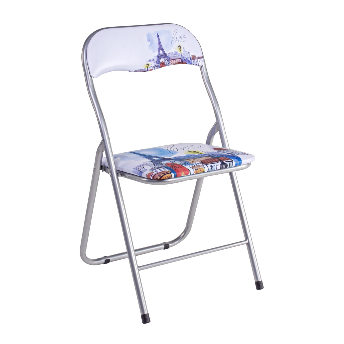 Photos 1: Bizzotto Folding chair in metal - paris 5730522