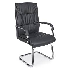 Bizzotto 5710206 - SYDNEY Chair office with wheel - dark grey
