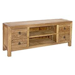 sale Bizzotto 0740014 - Kendar Tv Door Wood 4 Drawers