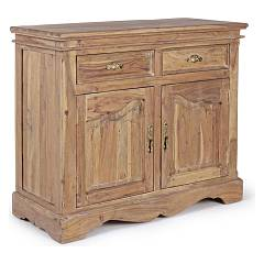 sale Sideboard Solid Wood 2 Doors And 2 Drawers 0745138 - Avignon