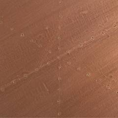 Photos 2: Bizzotto Wooden table with copper top 0745457