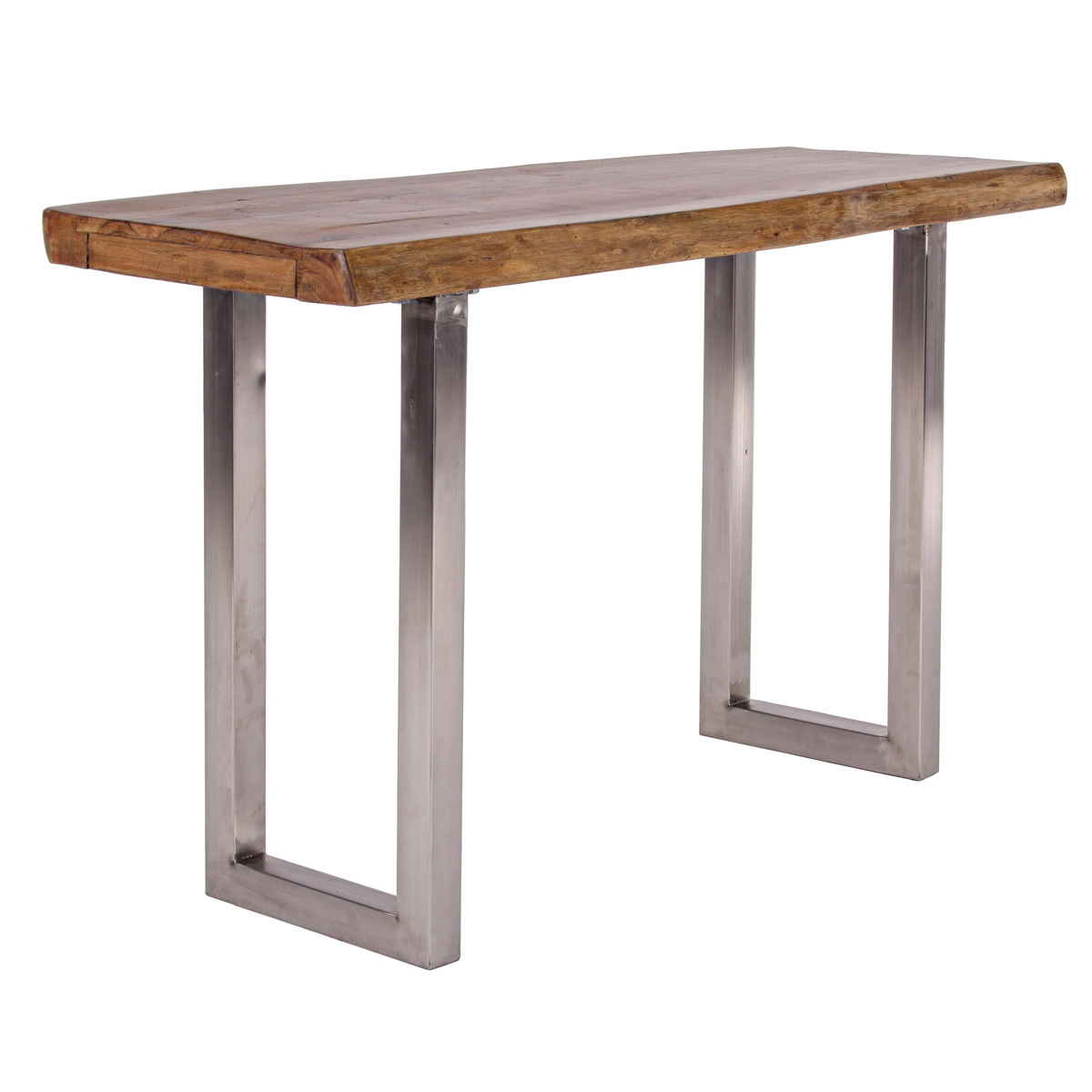 Photos 1: Bizzotto Wood and iron consoles l. 130 x 45 0746035