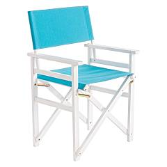 Bizzotto 0803051 - SUN Director's chair folding blue