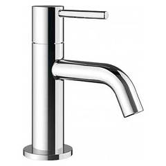 Blanco Lucan-wt Chromed sink mixer - with single cold water