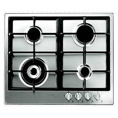Blanco Professional 6x5-4 Gas hob cm. 62 - stainless steel