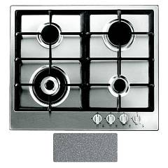 sale Blanco 1016102 Hob Built-cm 62 - Alumetallic