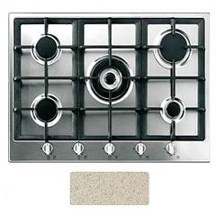 Blanco 1017106 Hob flush-mounted 72 cm - havana