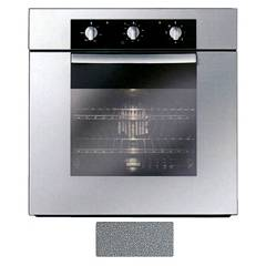 Blanco 1031002 Electric oven, recessed, 60 cm - alumetallic