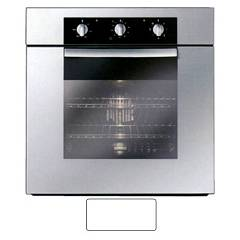 Blanco 1031003 Electric oven, recessed, 60 cm - white