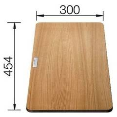Blanco 1229238 Wooden cutting board cm. 30 x 45.4