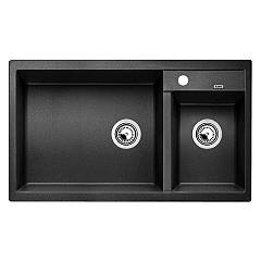 Blanco Metra 9 Built-in sink cm. 86 x 50 silgranit - anthracite Metra