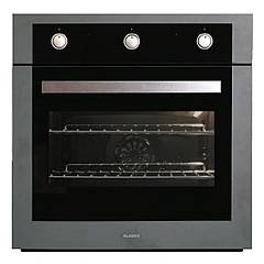Blanco 1043102 60 cm recessed electric oven - alumetallic Chef