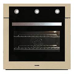 Blanco 1043105 Built-in electric oven 60 cm - champagne Chef