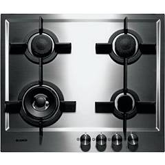 Blanco 1046115 59 cm built-in / flush-mounted cooktop - stainless steel Design Plus 6x5-4
