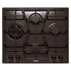 Blanco 1046129 Built-in hob 58 cm - coffee Premium 6x5-4