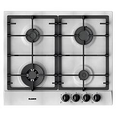 Blanco 1046143 Built-in hob 58 cm - white Exclusive 6x5-4