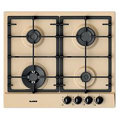Blanco 1046145 Built-in hob 58 cm - champagne Exclusive 6x5-4