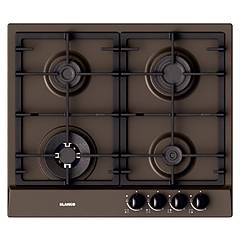 Blanco 1046149 Built-in hob 58 cm - coffee Exclusive 6x5-4