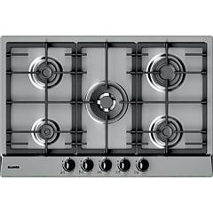 Blanco 1047140 Built-in hob 75 cm - stainless steel Exclusive 7x5-5