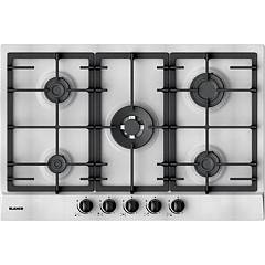 Blanco 1047143 Built-in hob 75 cm - white Exclusive 7x5-5