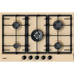 Blanco 1047145 Built-in hob 75 cm - champagne Exclusive 7x5-5
