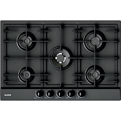 Blanco 1047148 Built-in hob 75 cm - anthracite Exclusive 7x5-5