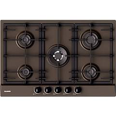 Blanco 1047149 Built-in hob 75 cm - coffee Exclusive 7x5-5