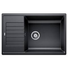 Blanco 1523273 Recessed sink 78 x 50 anthracite - left drip Blanco Zia Xl 6 S Compact