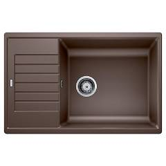 Blanco 1523282 Built-in sink 78 x 50 coffee - left drip Blanco Zia Xl 6 S Compact