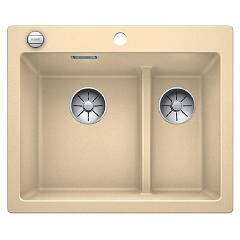 Blanco 1521695 Built-in sink 62 x 51 champagne Pleon 6 Split
