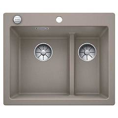 Blanco 1521696 Built-in sink 62 x 51 truffle Pleon 6 Split