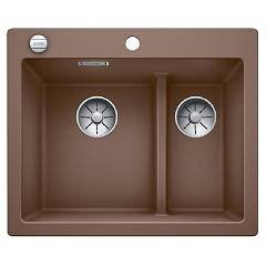 Blanco 1521697 Built-in sink 62 x 51 nutmeg Pleon 6 Split