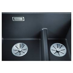 Photos 3: Blanco 1521698 Pleon 6 Split Built-in sink 62 x 51 coffee