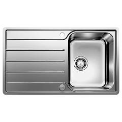 Blanco 1523031 Filotop sink 86 x 50 stainless steel - reversible dripstone Lemis 45 S-if