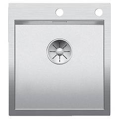 Blanco 1523100 Filotop sink 46 x 51 stainless steel Zerox 400-if/a