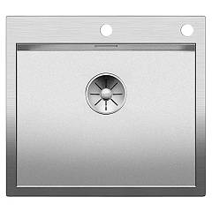 Blanco 1523101 Filotop sink 56 x 51 stainless steel Zerox 500-if/a