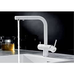 Photos 3: Blanco 1523133 Fontas 2 Three-way kitchen mixer - champagne