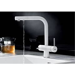 Photos 4: Blanco 1523133 Fontas 2 Three-way kitchen mixer - champagne