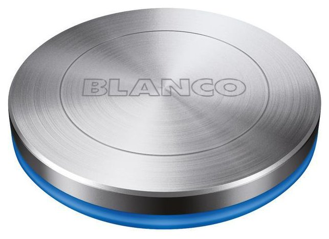 Photos 1: Blanco 1233695 Advanced Sensorcontrol pop-up waste control - stainless steel
