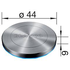 Photos 2: Blanco 1233695 Advanced Sensorcontrol pop-up waste control - stainless steel
