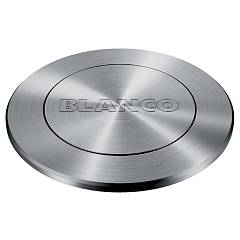 Blanco 1233696 Pushcontrol pop-up waste control - stainless steel Advanced