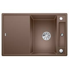 Blanco 1523181 Built-in sink 78 x 51 nutmeg - reversible drip Axia 3 45 S