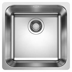 Blanco 1523356 Filotop sink 44 x 44 stainless steel Supra 400-if