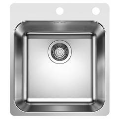 Blanco 1523357 44 x 50 stainless steel filotop sink Supra 400-if/a