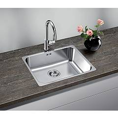 Photos 2: Blanco 1523361 Supra 500-if Filotop sink 54 x 44 stainless steel