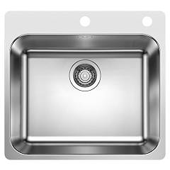 Blanco 1523362 Filotop sink 54 x 50 stainless steel Supra 500-if/a