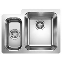 Blanco 1523366 Stainless steel filotop sink 63 x 47 Supra 340/180-if